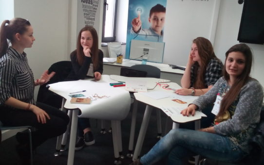 Иновационен лагер за социални предприемачи