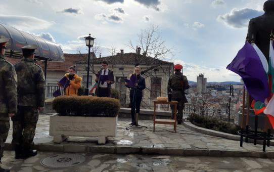 Отдадохме почит на големия български държавниик Стефан Стамболов